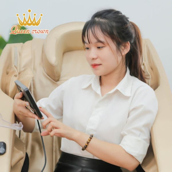 Ghe Massage Queen Crown Qc 5s 344