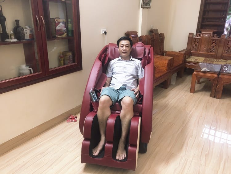 Ghe Massage Queencrown