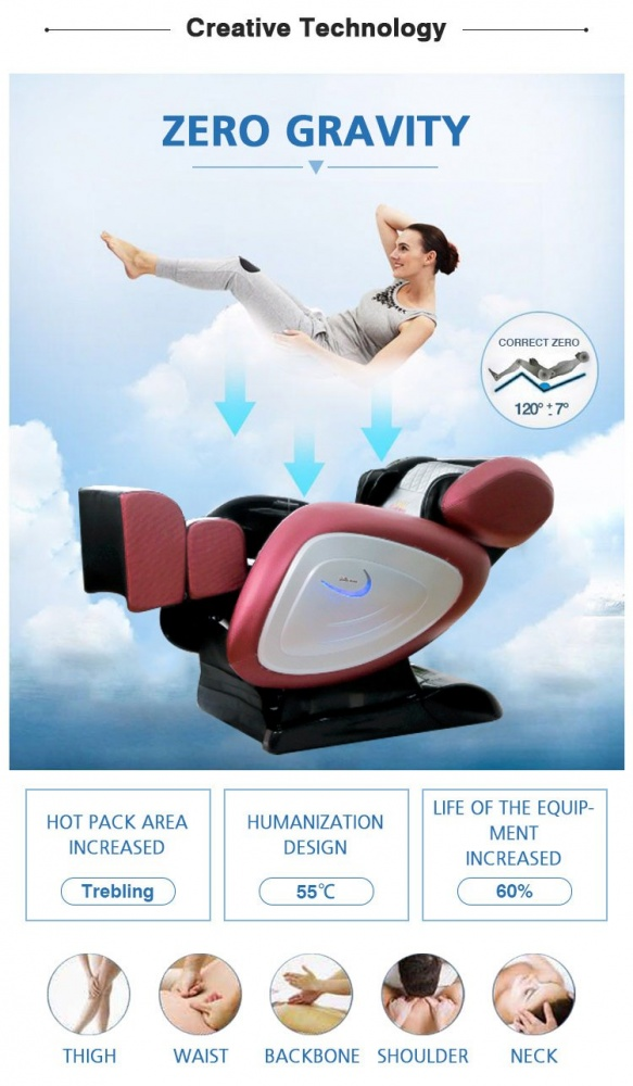 Ghế massage Queen Crown QC SL9