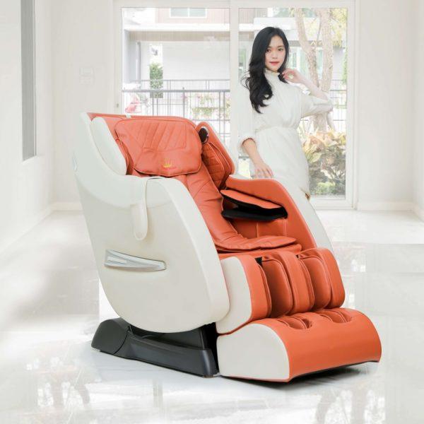 Ghe Massage Queen Crown Qc Sl8 Pro Da Cam