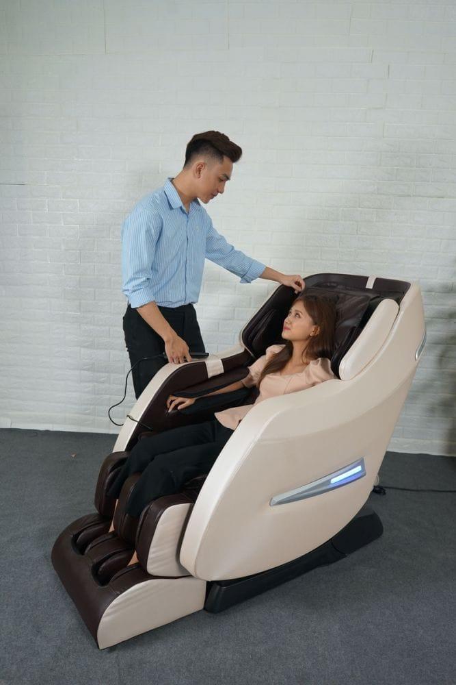 ghế massage giá bao nhiêu