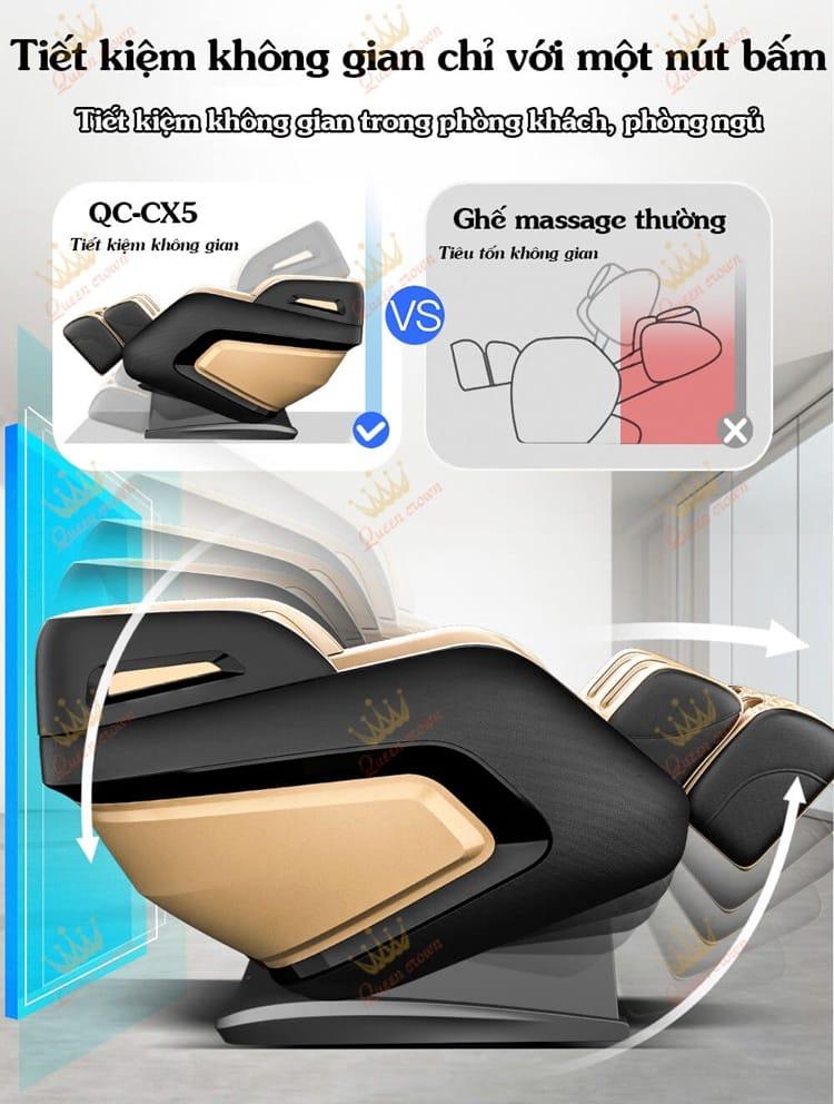 Ghe Massage Queen Crown Qc Cx5 11