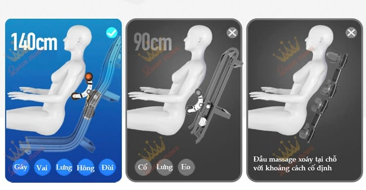 Ghe Massage Queen Crown Qc Cx5 19