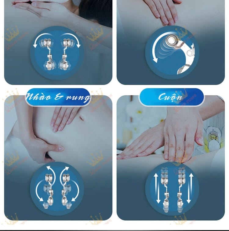 Ghe Massage Queen Crown Qc Cx5 22