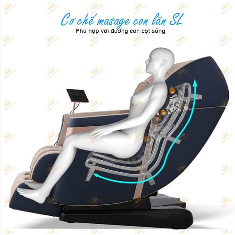 Ghe Massage Queen Crown Qc Cx6 7