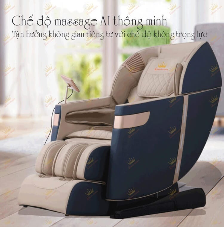 Ghe Massage Queen Crown Qc Cx6 8