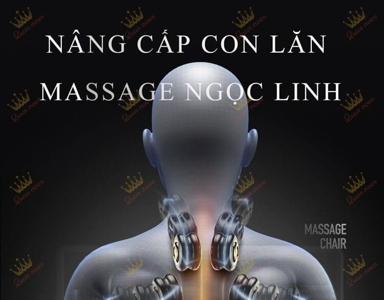 Ghe Massage Queen Crown Qc Cx 7 10