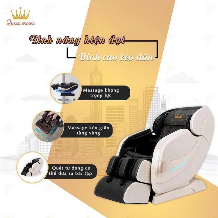 Kinh Nghiem Mua Ghe Massage Nen Chon Ghe Co Tinh Nang Hien Dai