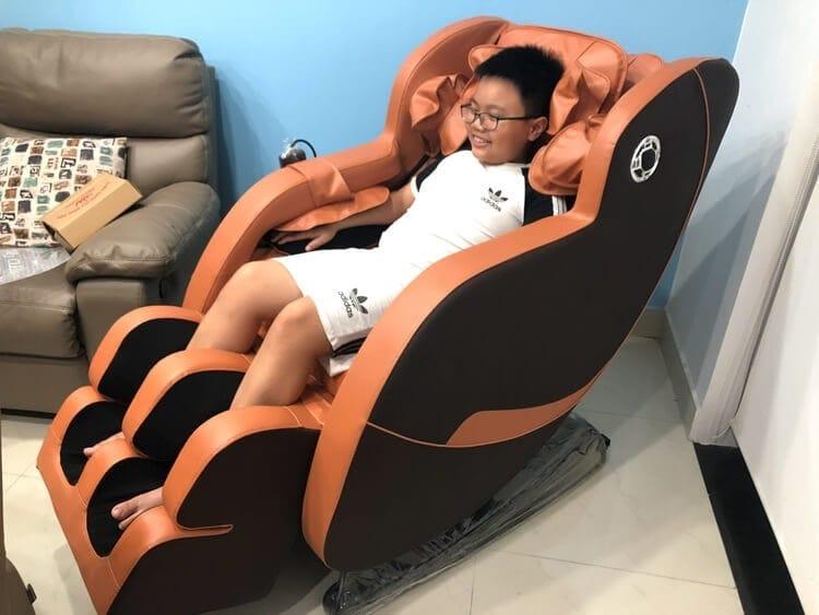 Có nên dùng ghế massage