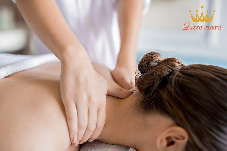 massage toàn thân tại nhà