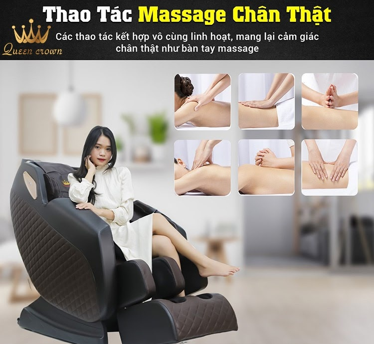 Ghe Massage Gia Dinh Giup Cham Soc Suc Khoe Toan Dien