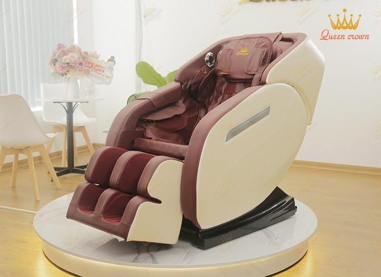 Ghế massage giá rẻ dưới 20 triệu Queen Crown QC L8