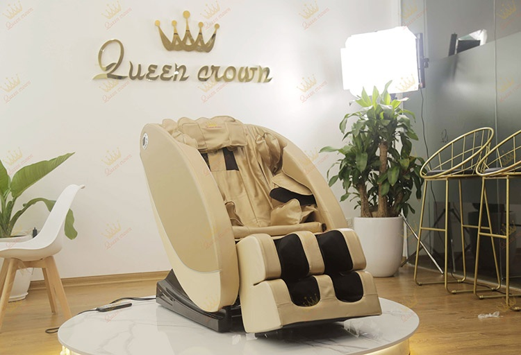Ghe Massage Gia Re Queen Crown Qc 5s