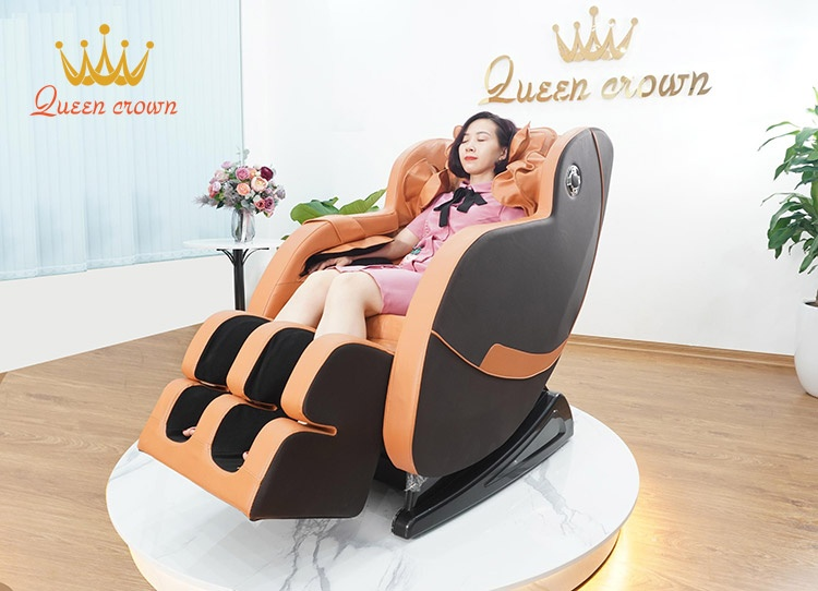 Ghe Massage Gia Re Queen Crown Qc T1 9