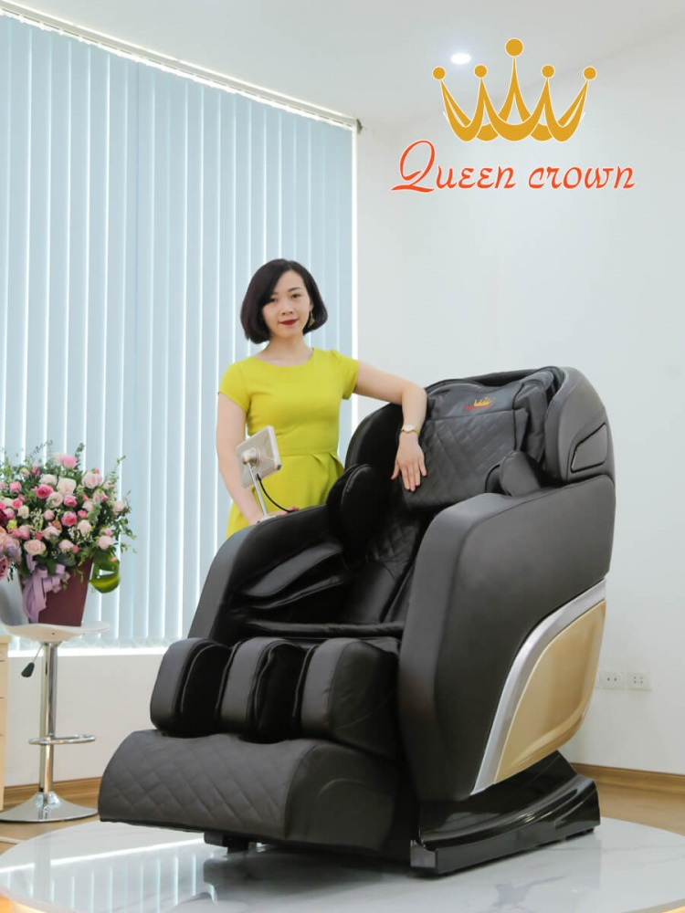 Ghe Massage Queen Crown Qc Cx10 Full Da