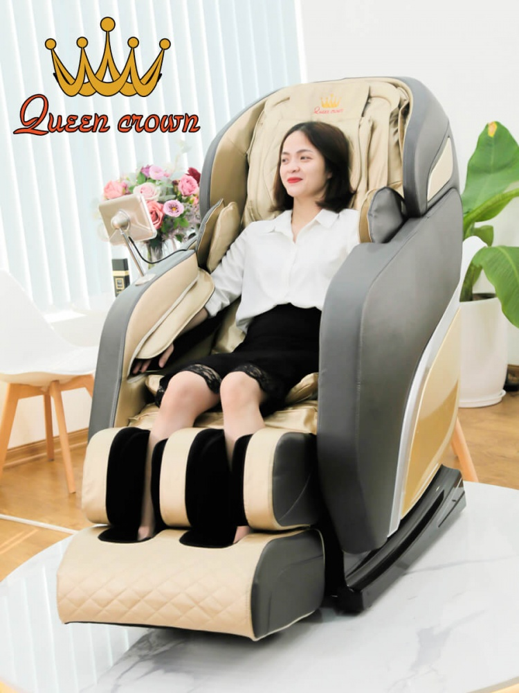 Ghe Massage Queen Crown Qc Cx10