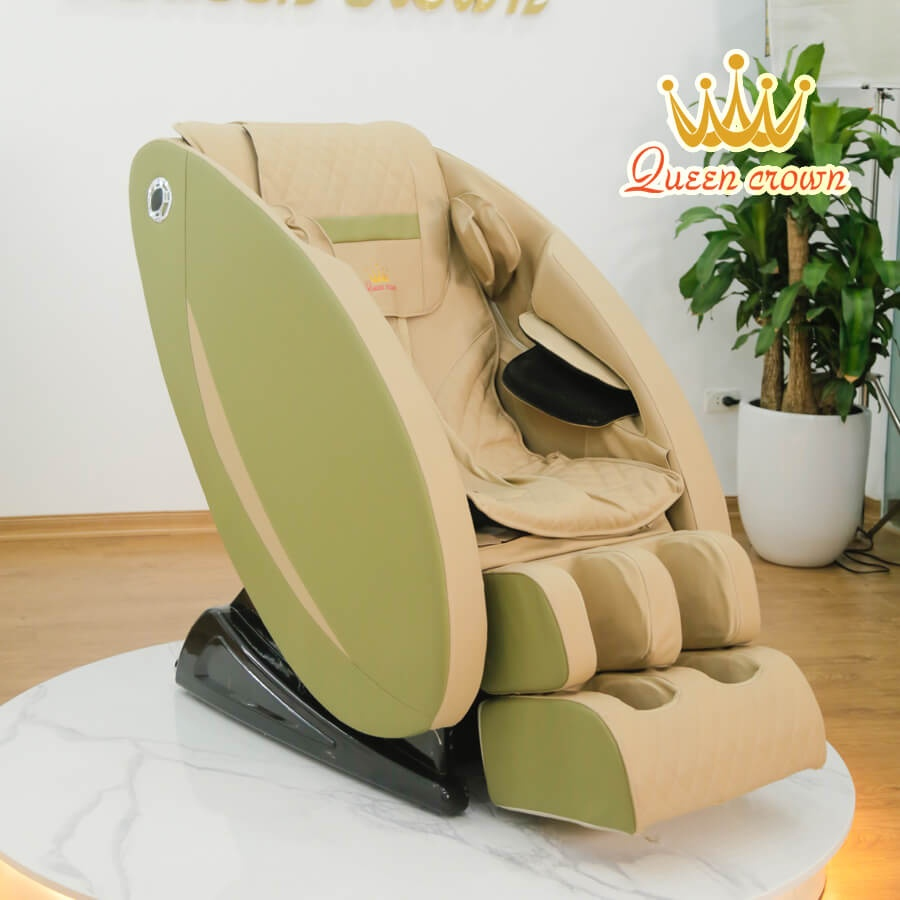 Ghe Massage Queen Crown Qc Sl 7 Plus 1