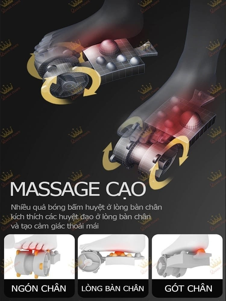 Ghe Massage Queen Crown Qc Sl7 Plus 03