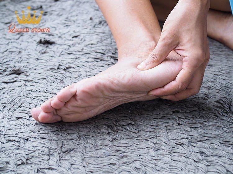 kỹ thuật massage chân