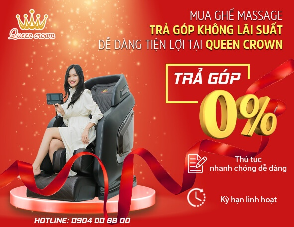 Mua Ghe Massage Tra Gop Queen Crown Avatar