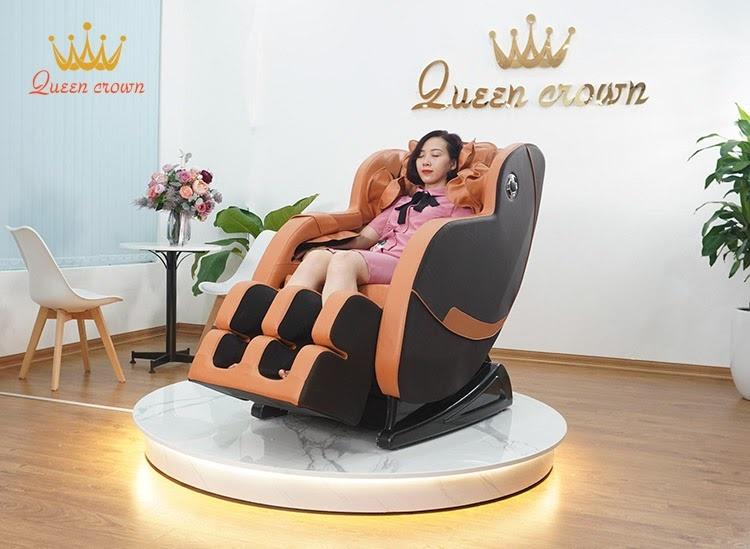 ghế massage giá rẻ Hà Nội