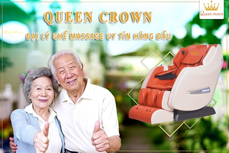 Queen Crown Dai Ly Ghe Massage Uy Tin Hang Dau