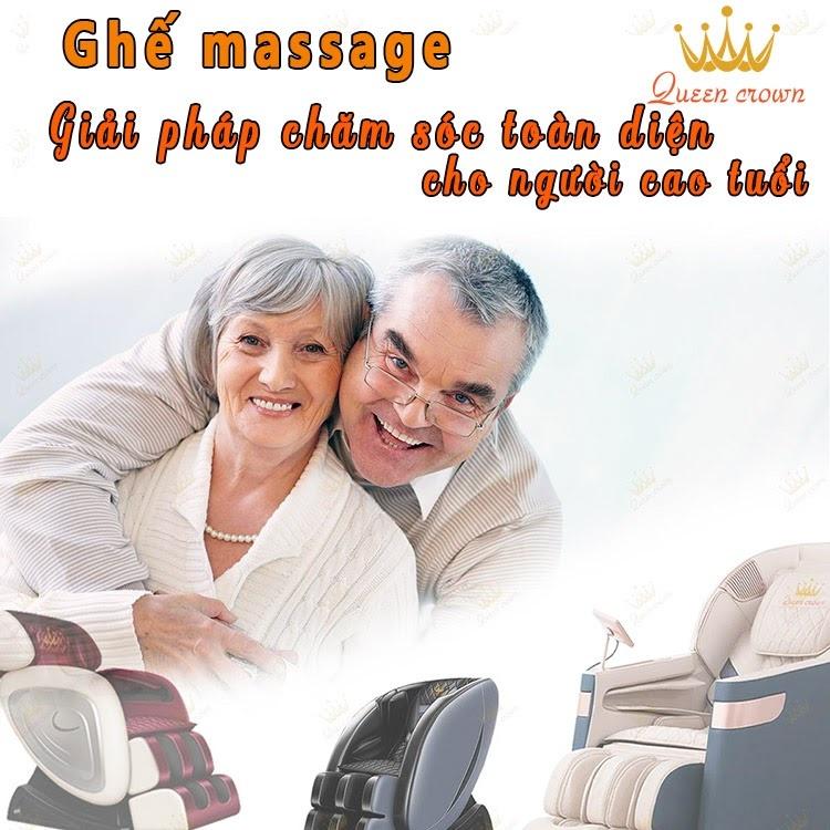 Ghe Massage Cho Nguoi Cao Tuoi Giai Phap Toi Uu