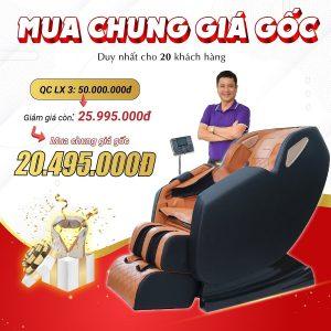 Ghe Massage Qc Lx31