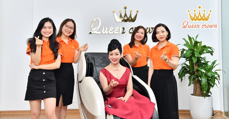 Nghe Sy Chieu Xuan Queen Crown