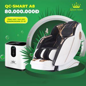 Ghe Massage Queen Crown Smart A8