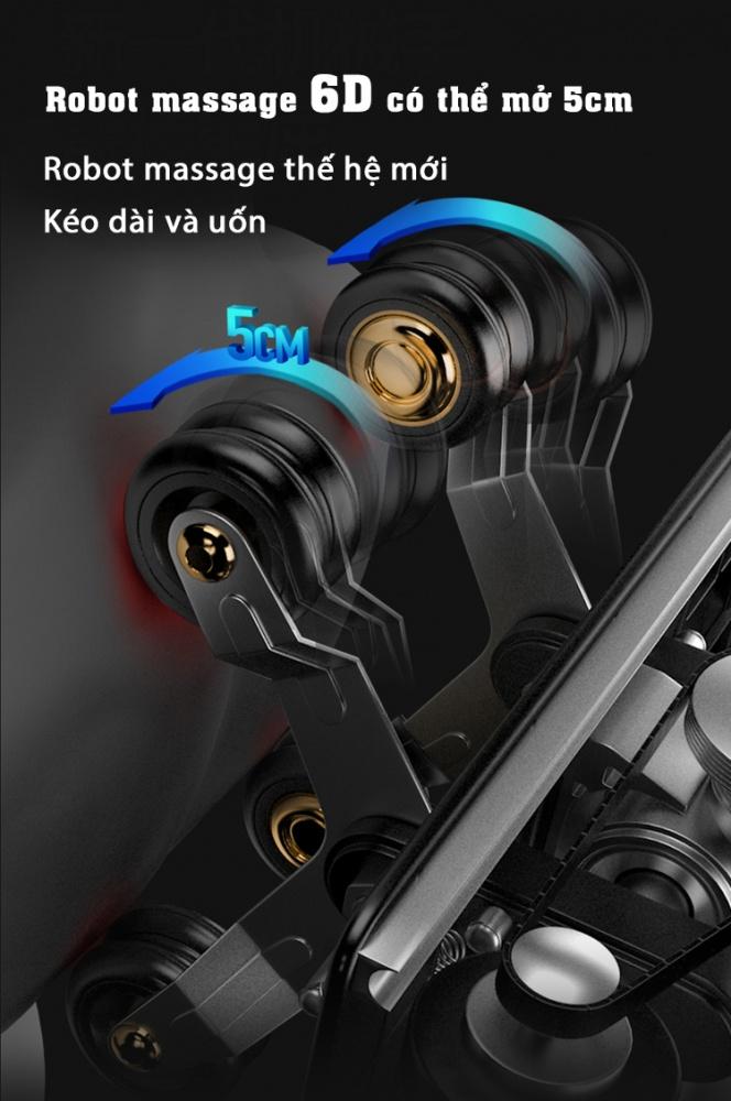 Robot Massage 6d