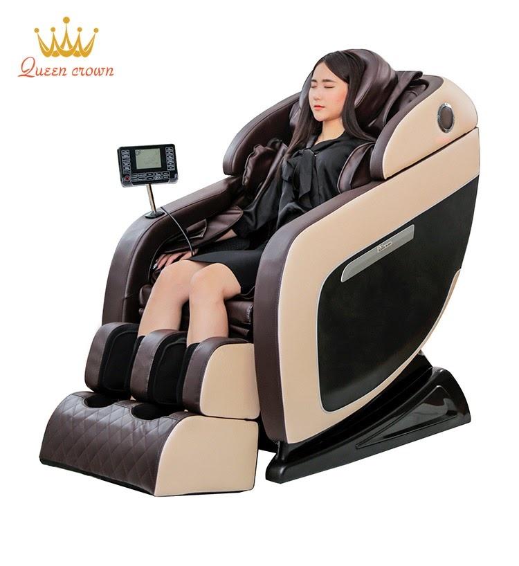 Điều trị tê liệt tay chân bằng ghế massage giúp tái tạo cơ