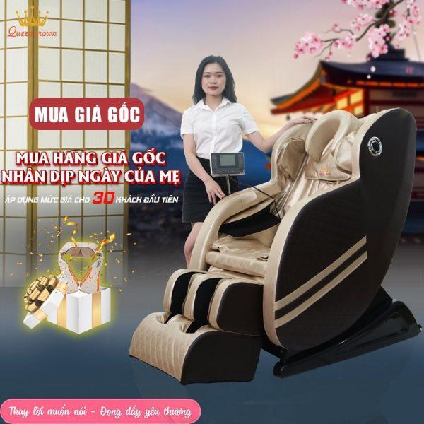 Ghe Massage Queen Crown V91