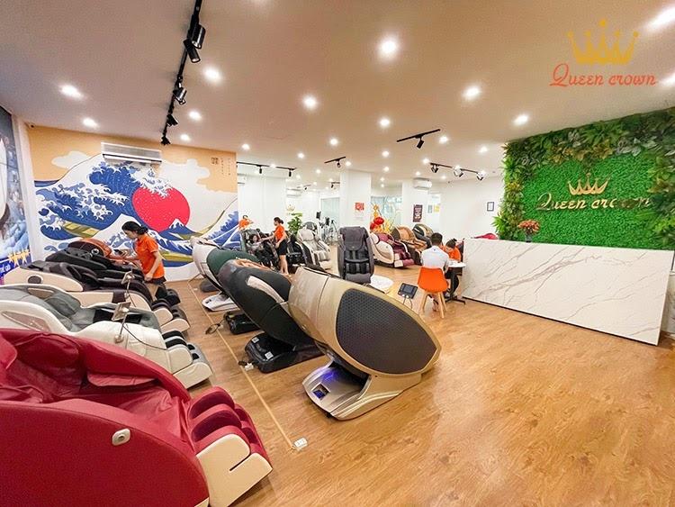 Den Trai Nghiem Truc Tiep Cua Hang Ban Ghe Massage Toan Than Da Nang