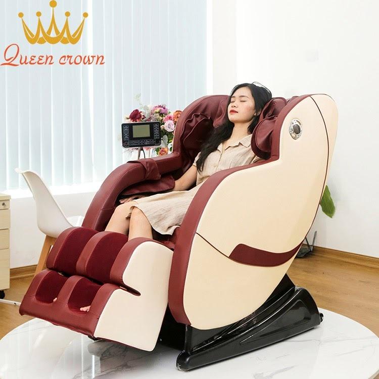 Sử dụng ghế massage giúp giảm đau thắt lưng bên phải nhanh chóng