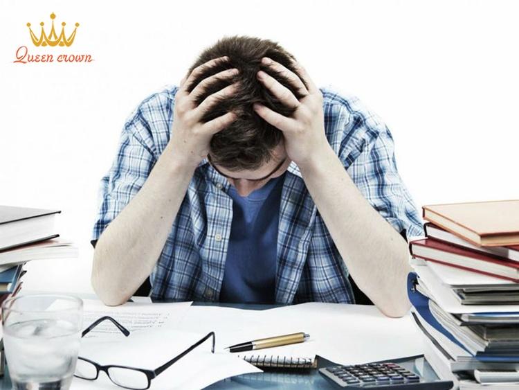 Căng thẳng gây ra tình trạng mất ngủ